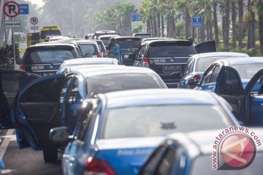 Dinas : pembahasan perda parkir Bekasi rampung 2016