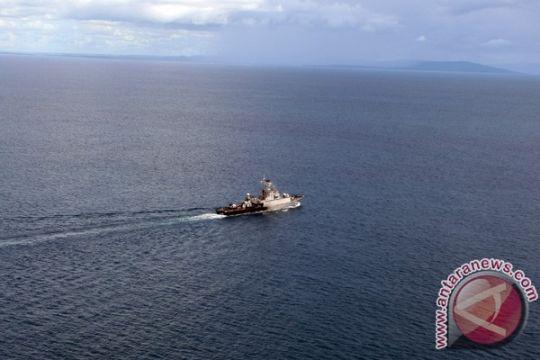 Lewat aksi dramatis, TNI tangkap kapal asing pencuri ikan