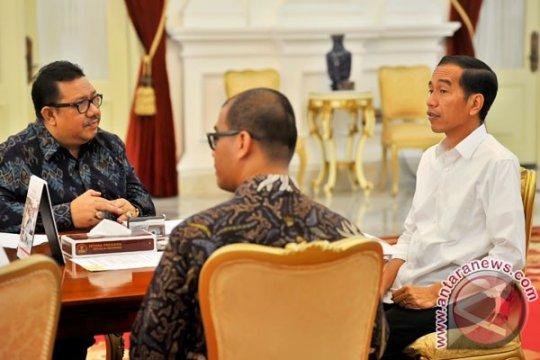 Presiden Jokowi: Tak ada kompromi bagi radikalisme