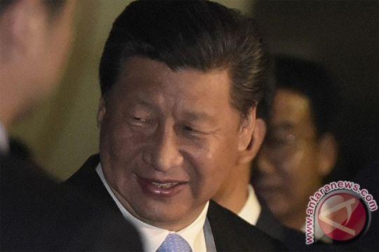 Presiden China bertemu PM Inggris di Beijing