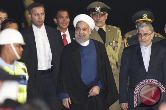 Presiden Iran nyatakan ISIS sudah berakhir