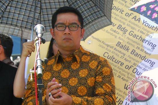 Ridwan Kamil akan terapkan kemitraan seperti Inggris