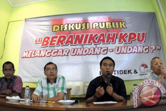 Perludem: Deklarasi dukungan kepala daerah di Jateng tidak salahi aturan