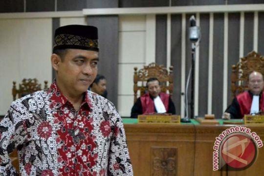 Jaksa tuntut Mantan Wali Kota Tegal dipenjara 7,5 tahun