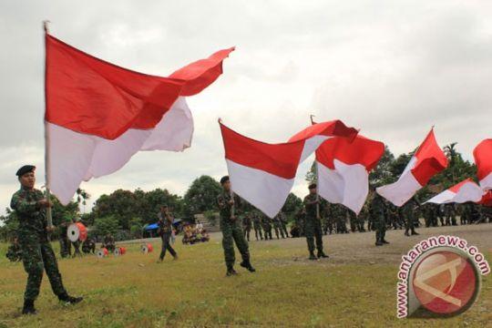 Penjagaan Markas TNI Di Mimika diperketat cegah aksi terorisme