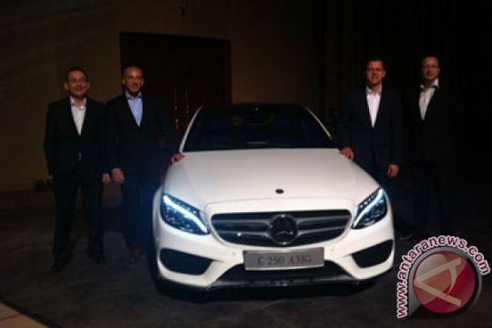 Generasi keempat Mercedes-Benz C-Class lebih tangguh