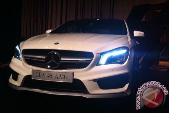 45 tahun Mercedes-Benz di Indonesia dengan CLA 45 AMG