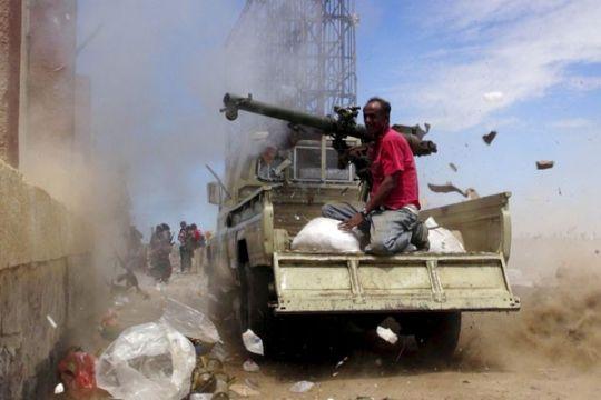 Serangan mortir gerilyawan al-Houthi tewaskan tiga tentara Yaman