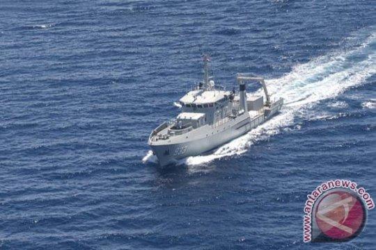TNI-AL kerahkan kapal perang lakukan SAR Lion Air