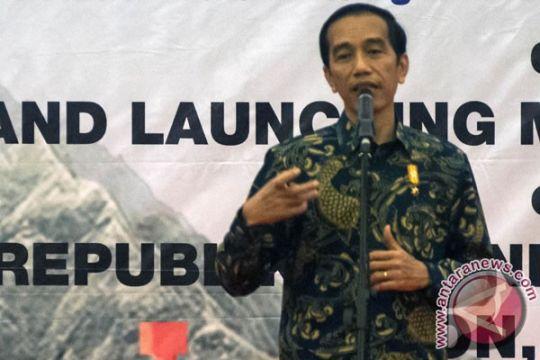 Presiden Jokowi tiba di Jayapura