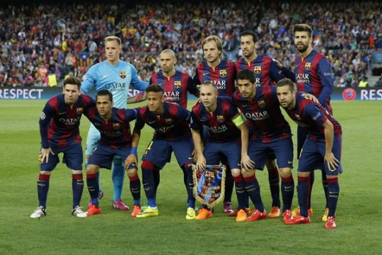 Barcelona pertimbangkan tur ke Indonesia tahun depan