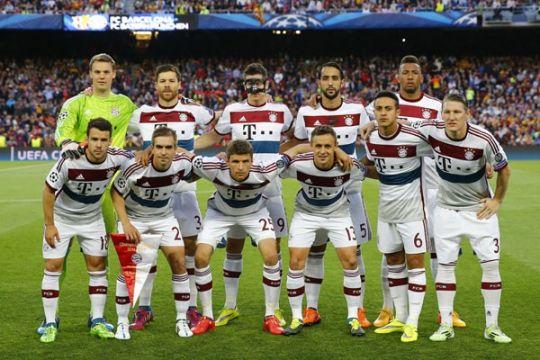 Martinez kembali berlatih bersama Bayern