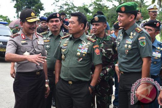 Kepala Kepolisian Indonesia kunjungi Karubaga Papua
