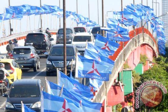 PSI anggap perusakan atribut Demokrat untuk jauhkan Jokowi-SBY