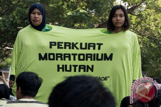 Inpres moratorium baru turunkan emisi disikapi pesimistis Greenpeace