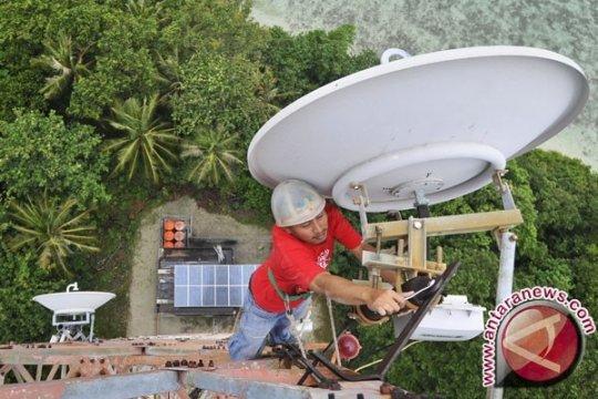 Papua Terkini -  Layanan telepon dan sms di Jayapura 90 persen normal