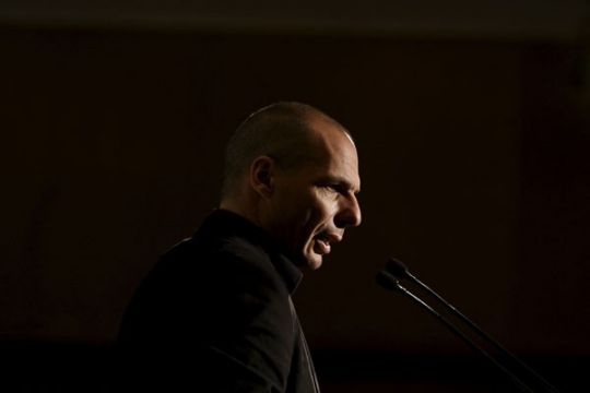 Menteri Keuangan Yunani undur diri