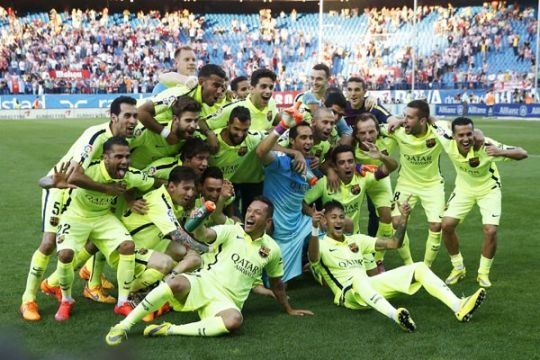 Rafinha perpanjang kontrak bersama Barca hingga 2020