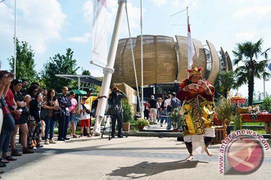 "Paviliun Indonesia di Expo Milan ditutup ""The Marvelous Memento"""