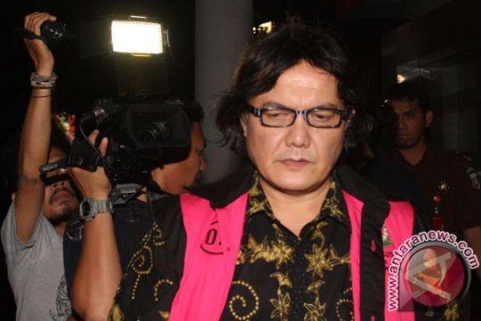 Kejagung tahan Direktur TVRI Irwan Hendarmin