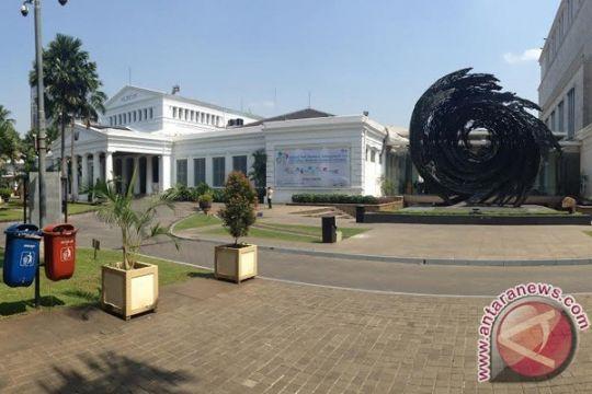 Ketua MPR Tiongkok kunjungi Museum Nasional