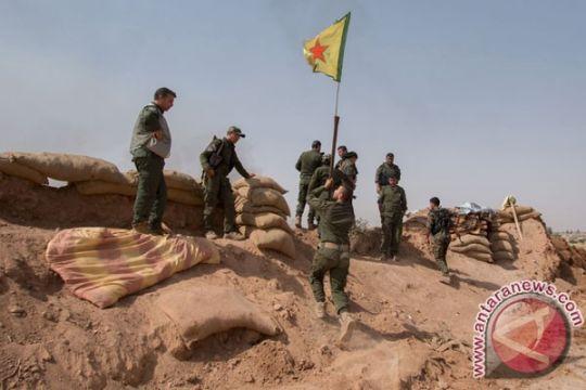 Kurdi minta Suriah bantu halau Turki di Afrin