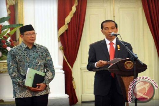 Presiden umumkan penurunan biaya haji 2015