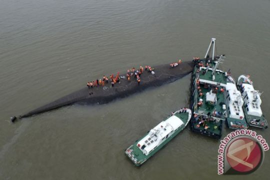 KBRI : tidak ada WNI dalam kecelakaan kapal Tiongkok