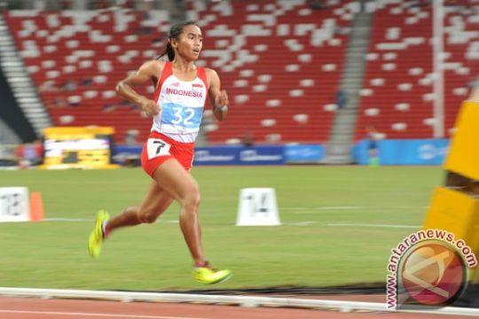 Triyaningsih persersembahkan emas kedua atletik