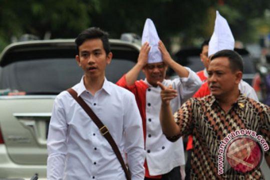 Pernikahan putra Jokowi, arus lalu lintas di Solo dialihkan