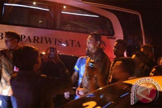 Ahok: Pak Jokowi cepat jadi kakek