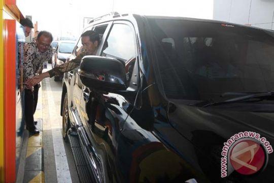 Presiden Jokowi resmikan jalan tol Gempol-Pandaan