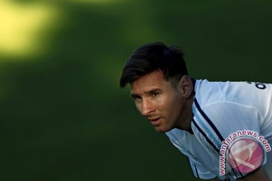 PBB ajak Messi entaskan kemiskinan