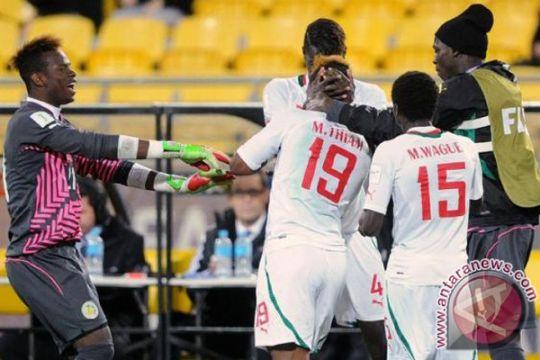 Senegal tantang Brasil pada semifinal Piala Dunia U-20