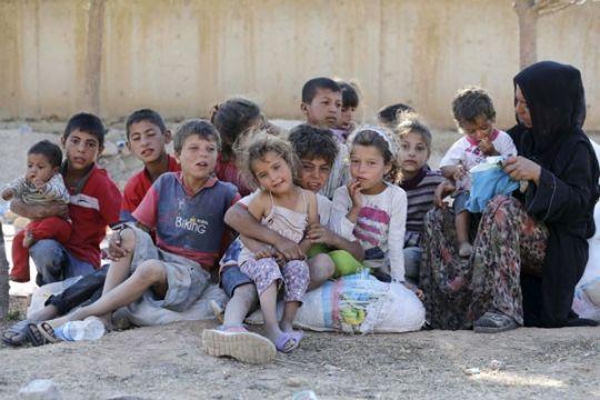 UE luncurkan program bantuan untuk pengungsi Suriah di Turki