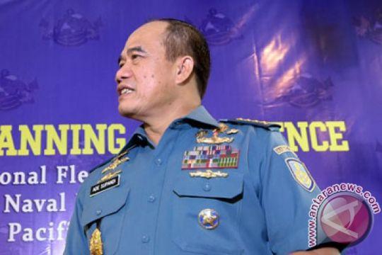 Kepala Staf TNI AL pimpin serah terima delapan jabatan strategis TNI AL