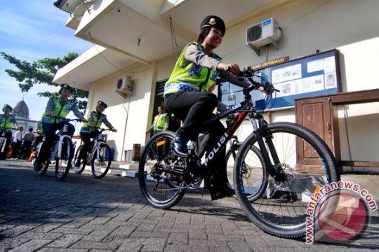 Polisi Bekasi data rumah-rumah yang ditinggal mudik