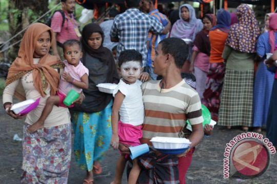 Parmusi salurkan Rp1,1 miliar untuk pengungsi Rohingnya
