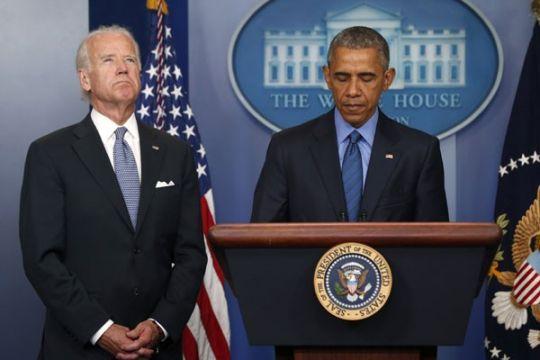 """Obama: penembakan di gereja perlihatkan """"hawar"""" rasisme"""