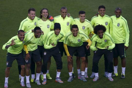 Brasil coret Rafinha panggil Lucas Moura untuk Copa America