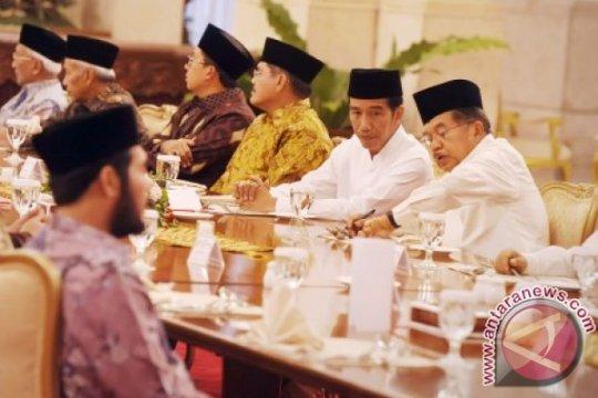 Presiden Jokowi buka puasa bersama MPR