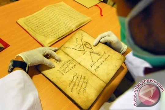 Sebagian besar naskah kuno Nusantara tak terawat