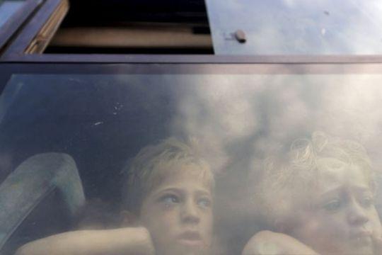 SADAQA himpun orangtua asuh untuk anak Palestina