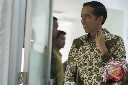 Presiden-Wapres buka bersama di kediaman Ketua DPD