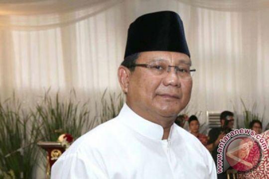 Prabowo akan halal bihalal ke wapres