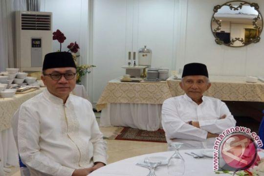 """Ketua MPR RI """"bukber"""" dengan masyarakat dan Amien Rais"""