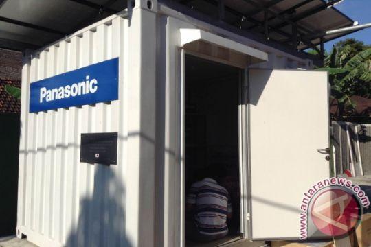 Panasonic tinjau pengelolaan bantuan fasilitas PLTS Karimunjawa