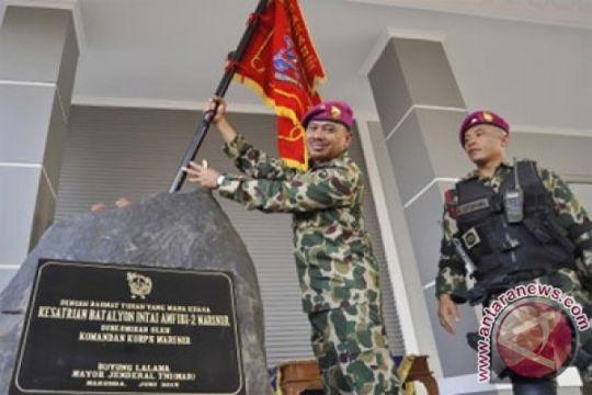 Markas Yontaifib-2 Marinir pindah ke Marunda