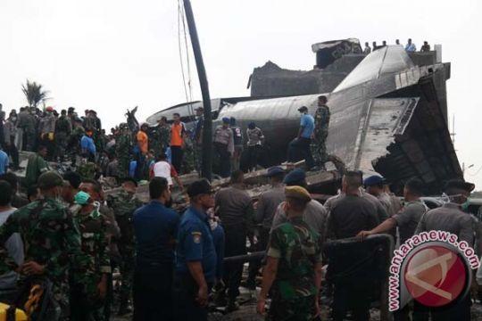 Lima korban Hercules dievakuasi ke RS Adam Malik