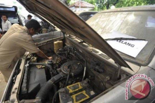 Bekas mobil dinas Wali Kota dan Ketua DPRD Yogyakarta akan dilelang